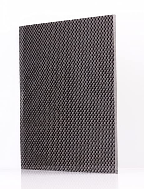 Carbon Fiber Sheets 100% 3K by ACER Racing (200x300x1 5mm)