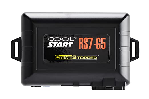 Crimestopper RS7-G5 Cool StartTM 2-Way FM/FM LCD Remote Start and Keyless Entry System by Crimestopper: CRIMESTOPPER: Amazon.es: Electrónica