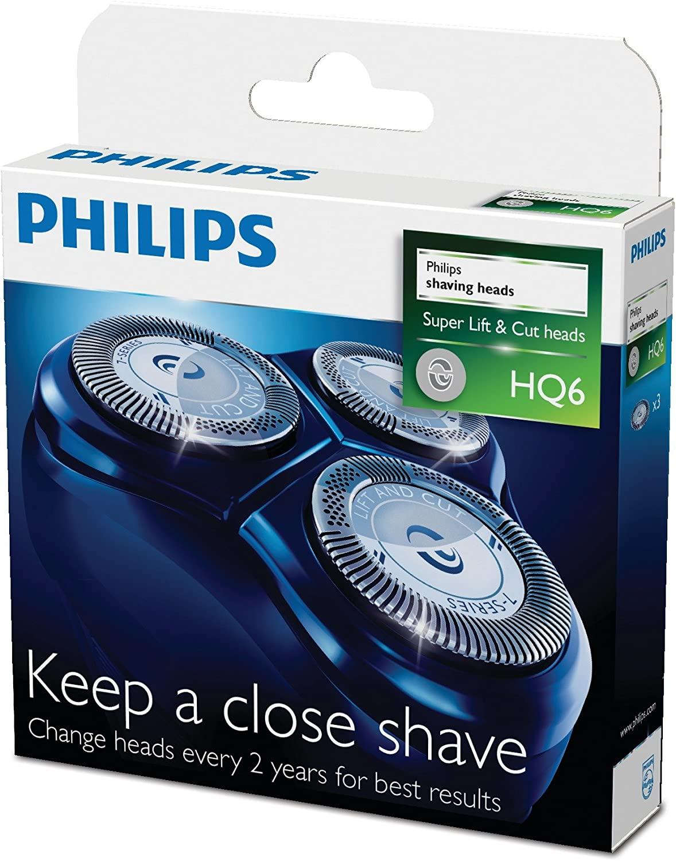 Philips HQ6/50 - Cabezales de afeitado para máquinas Philips ...
