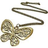Collier Papillon Bronze - Collier Femme