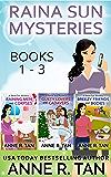 Raina Sun Mystery Box Set Vol 1 (Books 1-3): A Chinese Cozy Mystery (Raina Sun Mystery All Boxed Up)