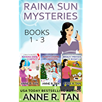 Raina Sun Mystery Box Set Vol 1 (Books 1-3): A Chinese Cozy Mystery (Raina Sun Mystery All Boxed Up) (English Edition)