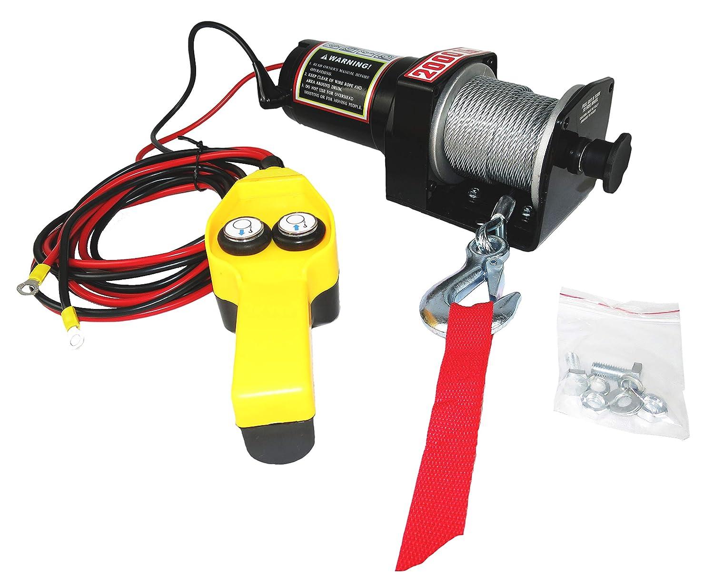 Remote Control Electric Hoist Wiring Diagram - Wiring
