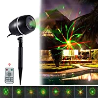 Yinuo Light Christmas Galaxy Laser Light Projector
