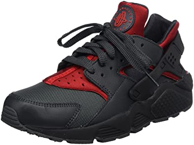 the best attitude ad135 8ed88 Nike Air Huarache, Chaussures de Gymnastique Homme, Rouge (Gym Redgym  Redblackanthracite),