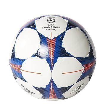 Adidas Finale15FCB Cap - Balón de fútbol, Color Blanco/Rojo/Azul ...