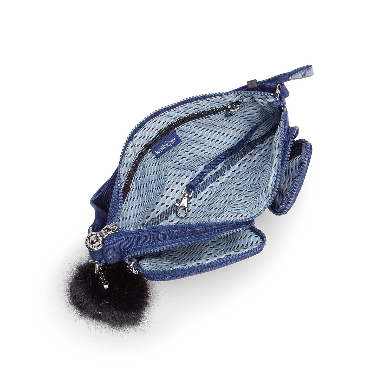 531c88fc1e Kipling Presto UP Cotton Indigo  Amazon.co.uk  Shoes   Bags