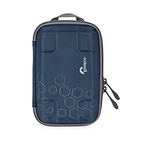 Lowepro Dashpoint AVC1 Action Camera Case - Galaxy Blue