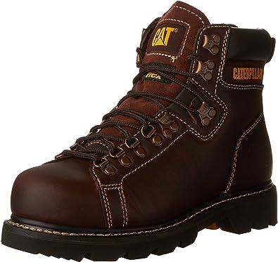 Alaska Lace-Up Steel Toe Boot