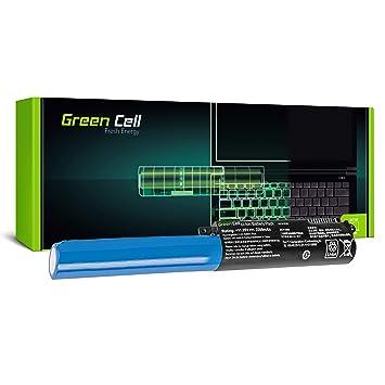 Green Cell® a31 N1519 Laptop Batería para ASUS F540 F540l f540la f540s f540sa f540y R540 ...