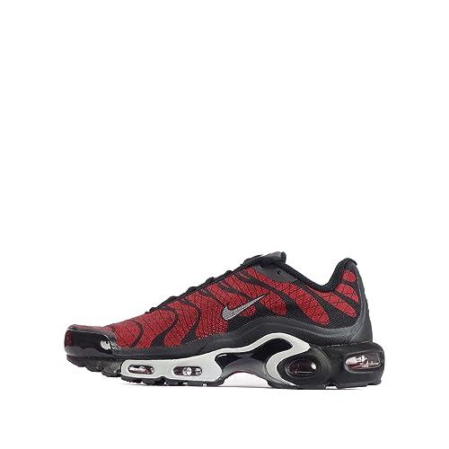 super popular dab2a 5a0ad Nike Nike Air MAX Plus Jacquard TN - Zapatillas de Tela para Hombre Rojo  University Red
