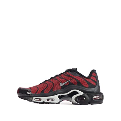 d94f56af67 ... coupon code for nike air max plus jacquard tn herren sneaker rot university  red wolf grey