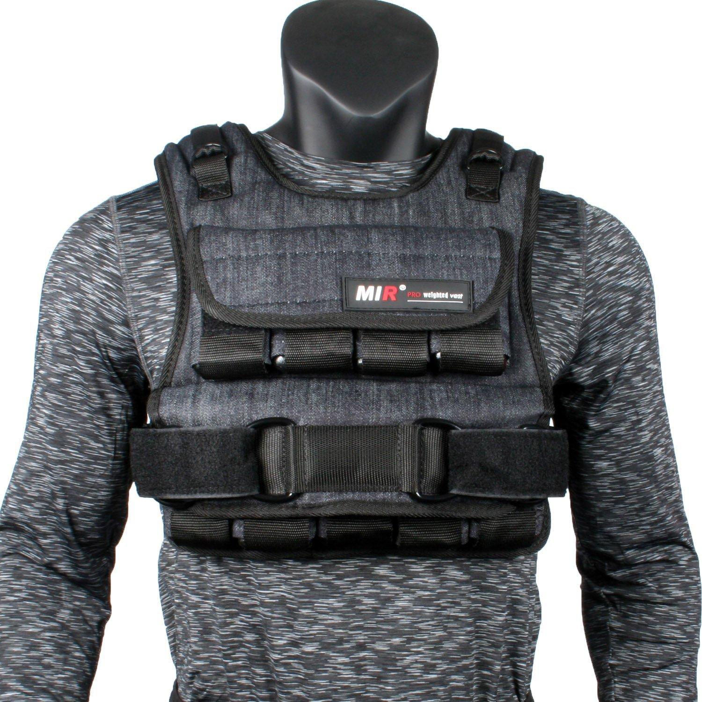 MiR Air Flow Adjustable Weighted Vest miraf20-P