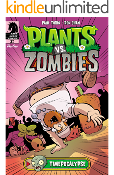 Plants vs. Zombies: Timepocalypse #2 (English Edition) eBook ...