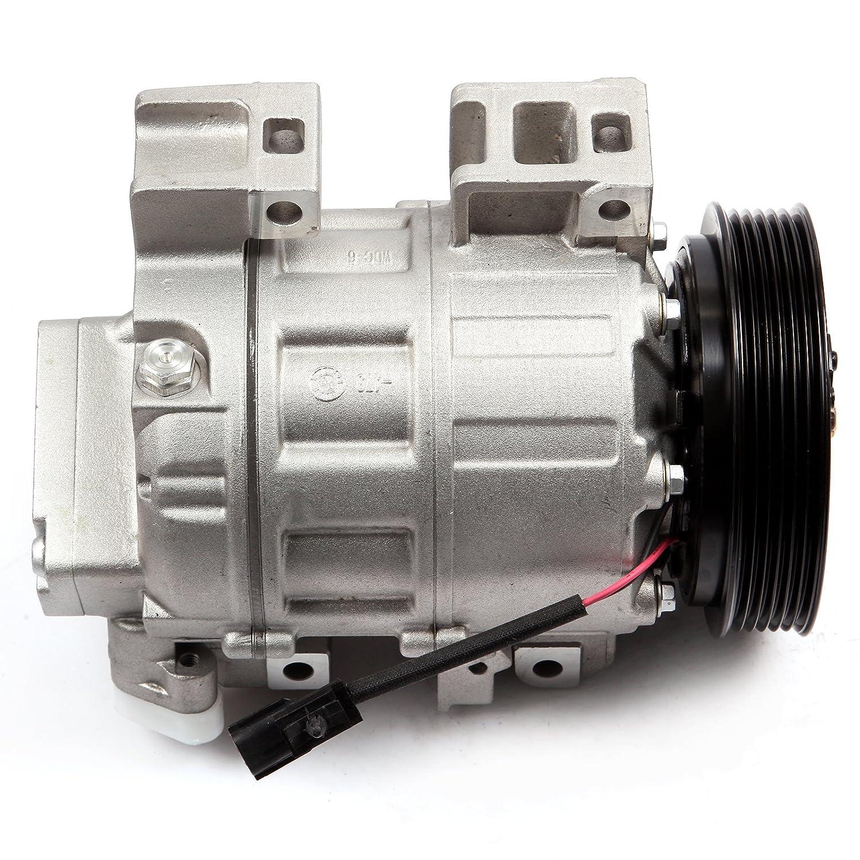 SCITOO AC Compressor Clutch fit Nissan Altima 07-12 Nissan Sentra 07-09 2.5L L4 1010886