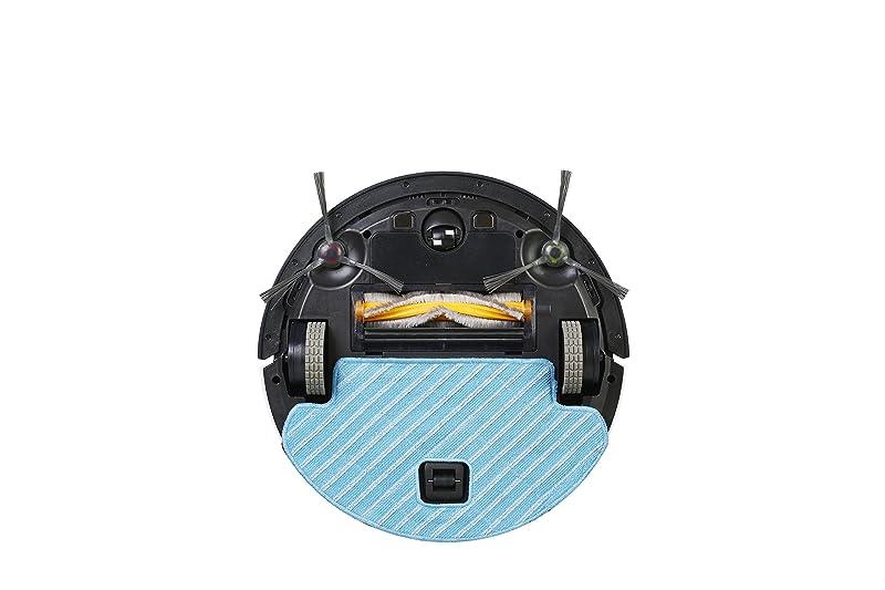 81NpAb7V2BL. SL800  Ecovacs Robotics Deebot Ozmo 610, aspirapolvere e pulitore robot con panno che si bagna