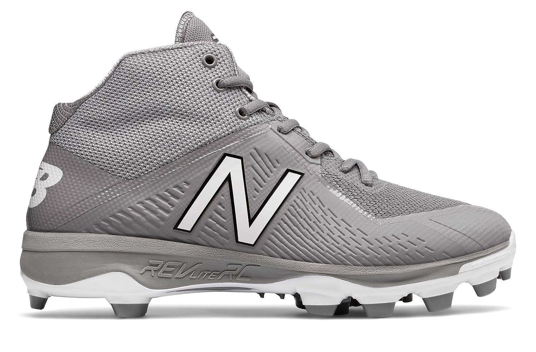(ニューバランス) New Balance 靴シューズ メンズ野球 Mid-Cut TPU 4040v4 Grey グレー US 11 (29cm) B074B6H65Z