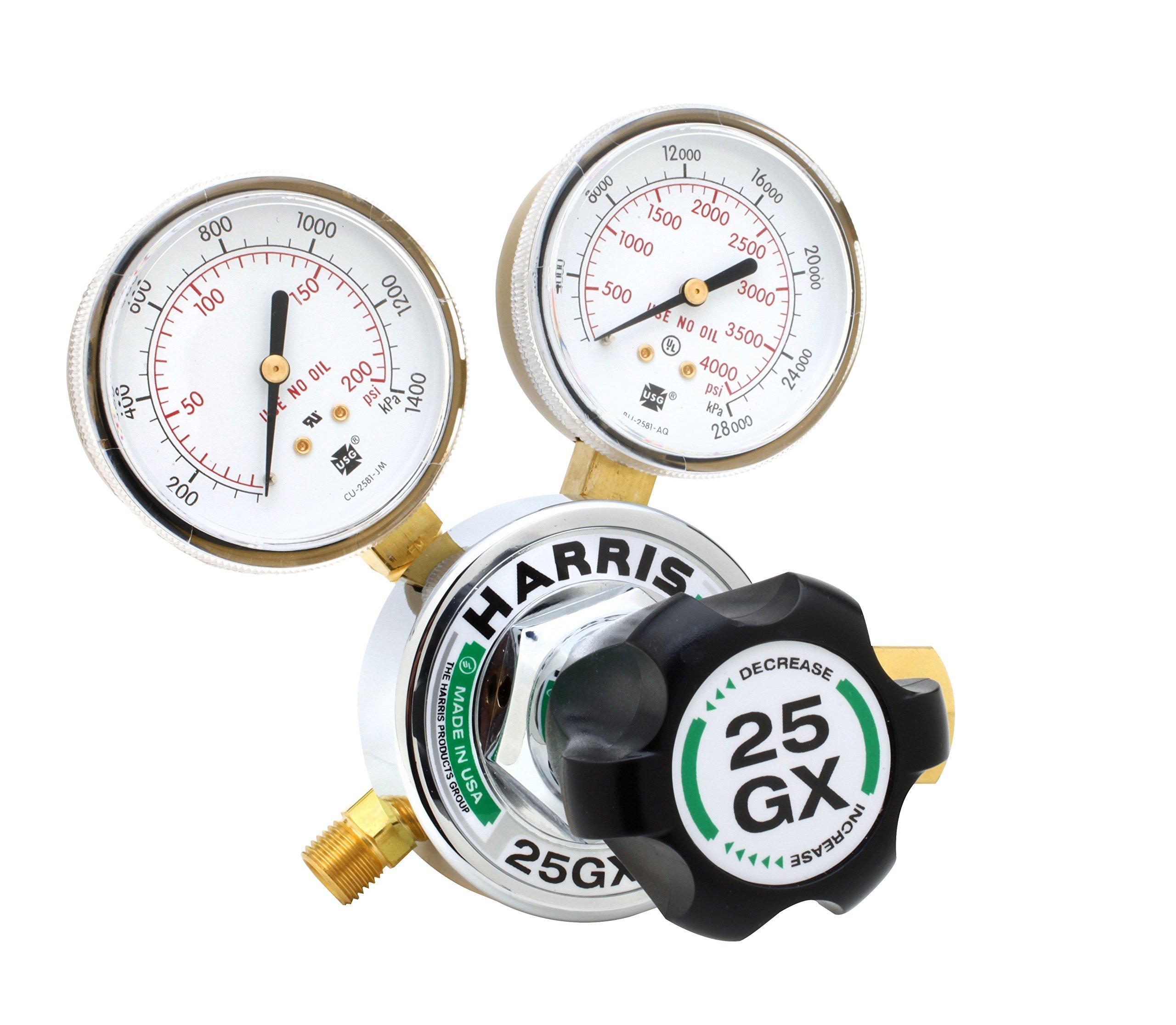 Harris 3000510 25GX Regulator, 145-540 by Harris