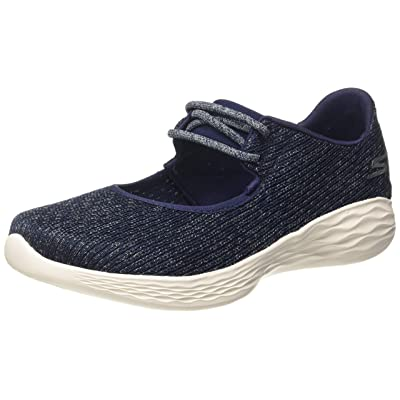 Skechers You Impel Womens Mary Jane Sneakers   Shoes