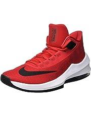 low priced 7243a 7c4ea Nike Air MAX Infuriate 2 Mid, Zapatos de Baloncesto para Hombre
