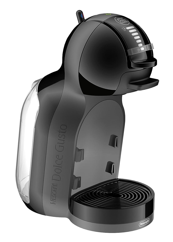 Nescafé Dolce Gusto Mini Me EDG305 - Máquina de café automática para espresso y otras bebidas, de DeLonghi, con 4 paquetes de cápsulas incluidas (70 ...