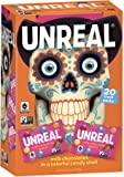 UNREAL Halloween Non-GMO Milk Chocolate Gems – case of 9 x 20 ct boxes (180 packs)