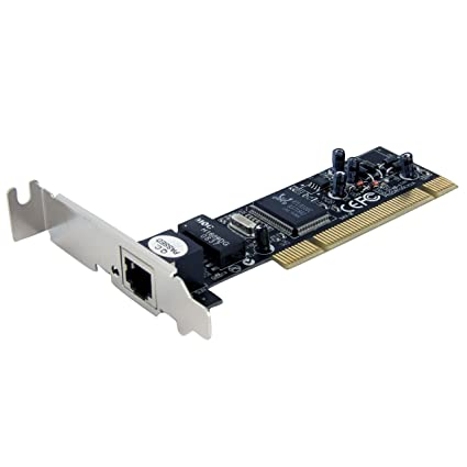 StarTech.com ST100SLP - Adaptador de Tarjeta Red PCI de 1 Puerto: Amazon.es: Informática