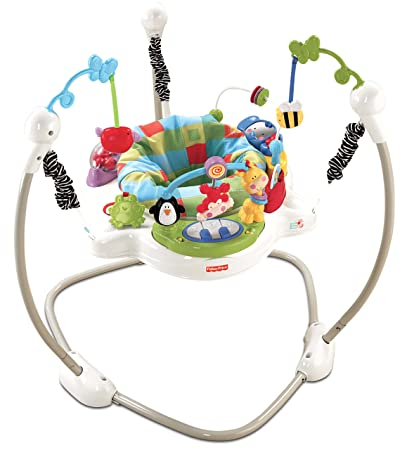 Amazon.com : Fisher-Price Discover \'n Grow Jumperoo : Stationary ...