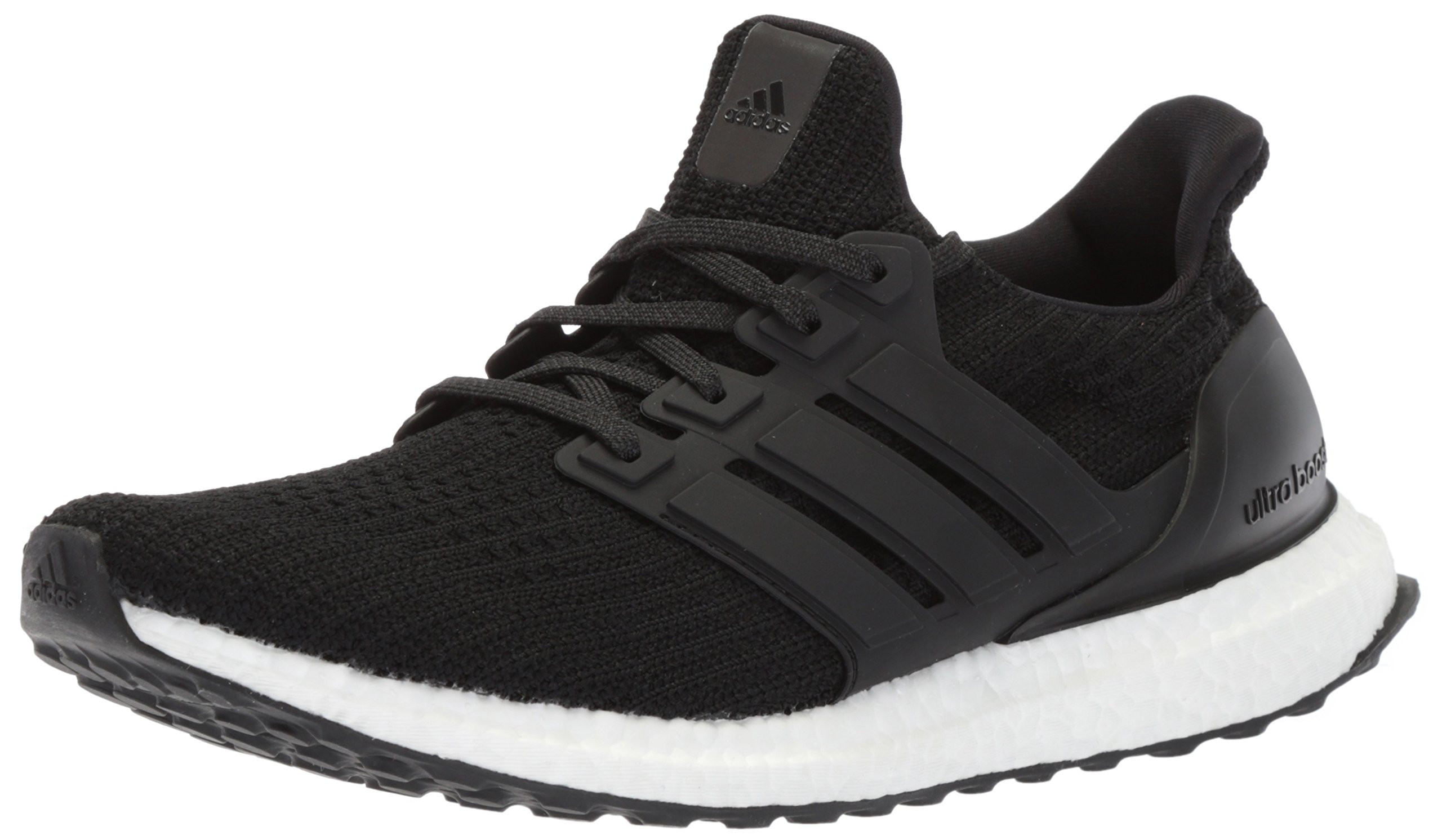 adidas Men's Ultraboost Road Running Shoe, Core BlackCore BlackCore Black, 9 M US