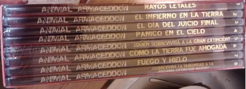 ANIMAL ARMAGEDDON (PACK 8 DVD): Amazon.es: Cine y Series TV