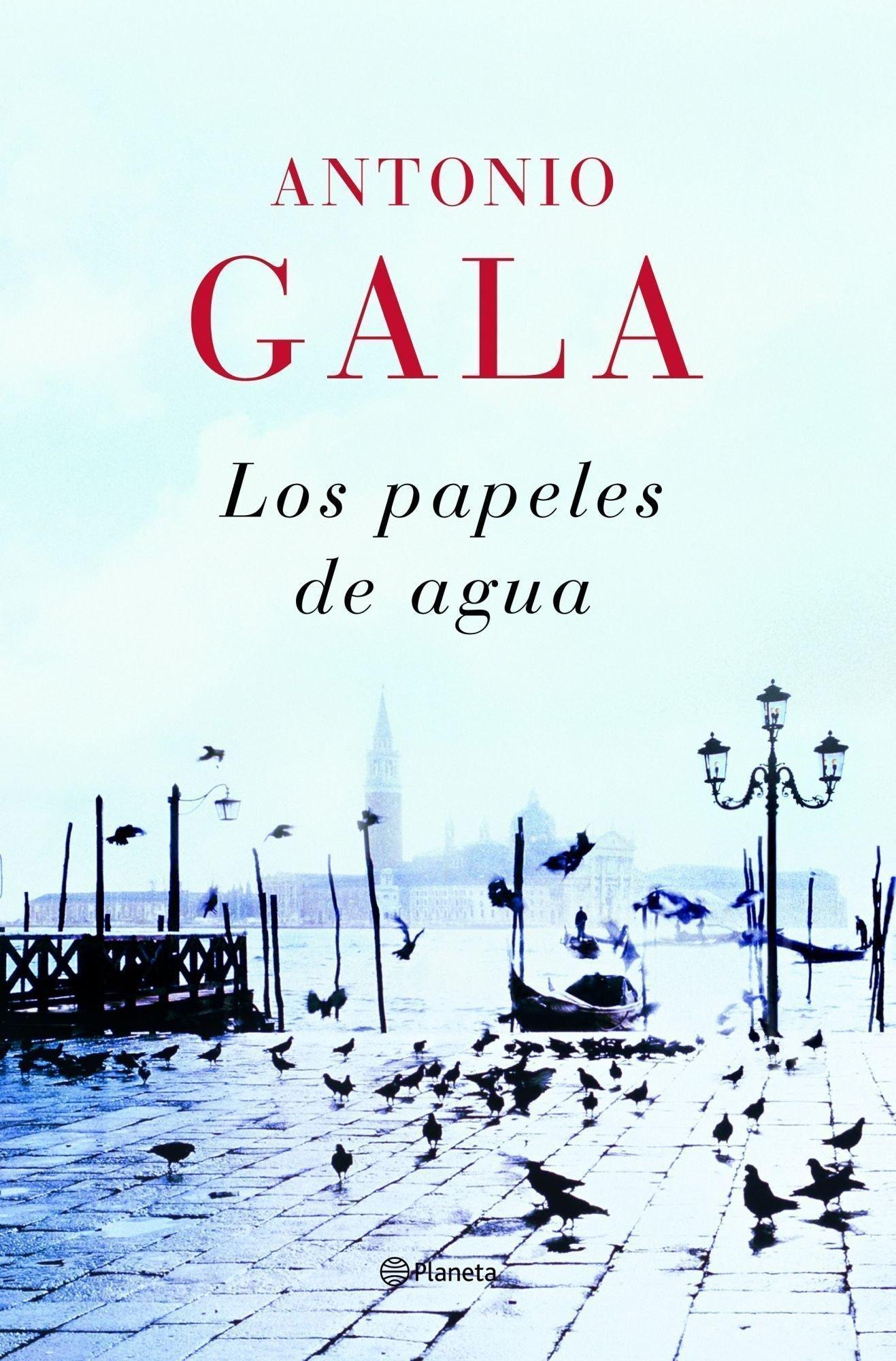 Los papeles de agua (Autores Españoles E Iberoamer.): Amazon ...