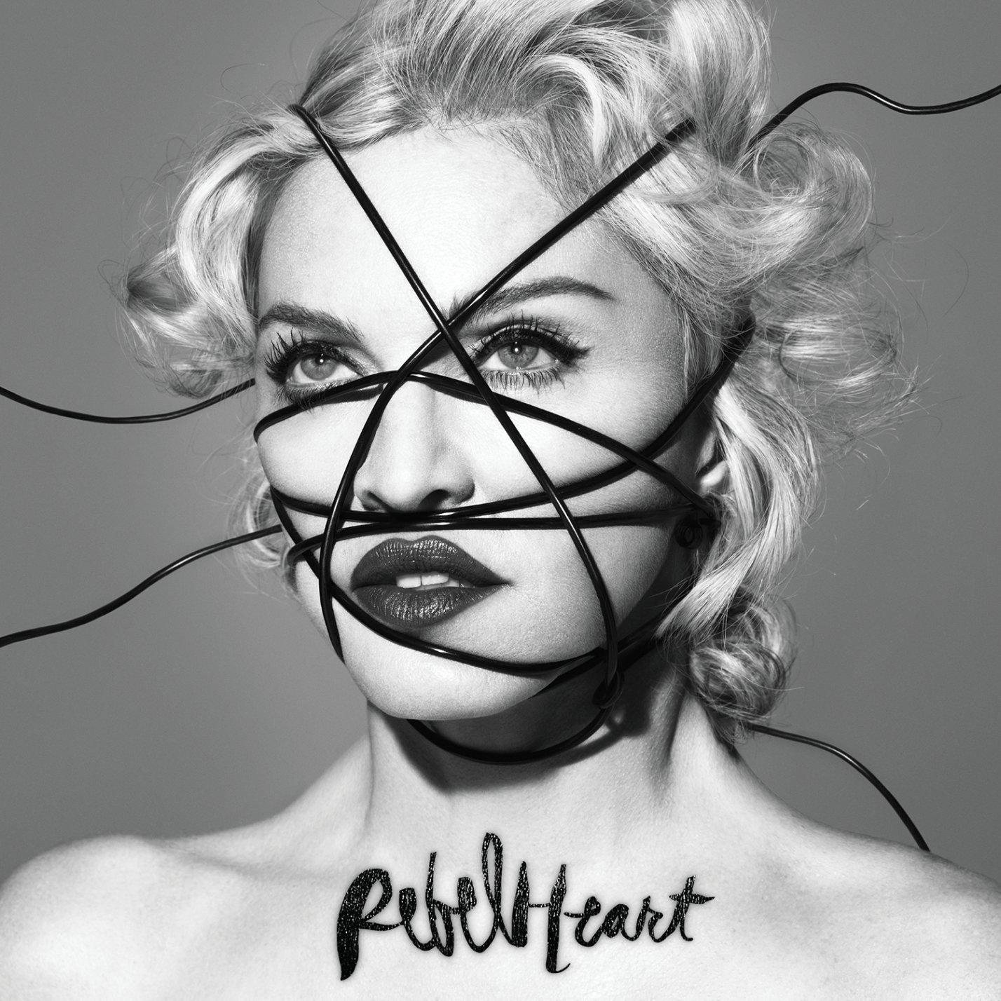 Vinilo : Madonna - Rebel Heart (Deluxe) [Explicit Content] (Deluxe Edition, 2 Disc)