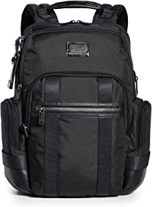 TUMI - Alpha Bravo Nathan Laptop Backpack - 15 Inch Computer Bag for Men and Women - Black