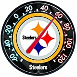 NFL Pittsburgh Steelers Thermometer