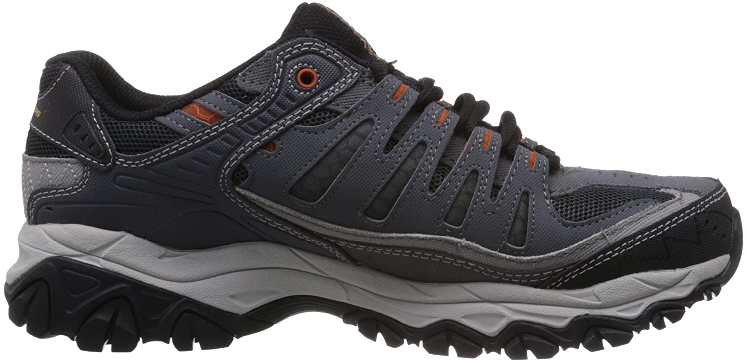 Skechers-Afterburn-Memory-Foam-M-Fit-Men-039-s-Sport-After-Burn-Sneakers-Shoes thumbnail 39