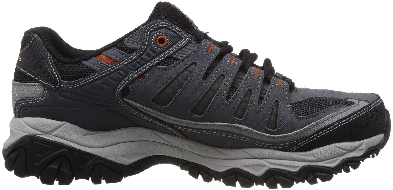 Skechers-Afterburn-Memory-Foam-M-fit-Men-039-s-Sport-After-Burn-Baskets-Chaussures miniature 39