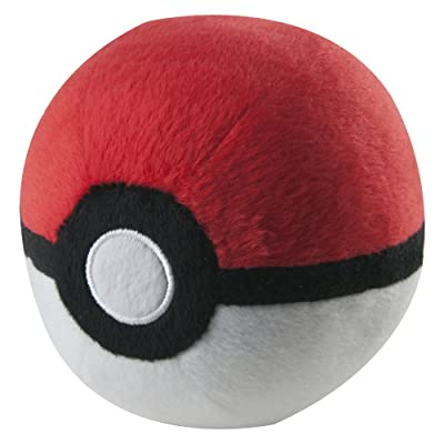 Pokémon Poké Ball Plush, Poké Ball: Toys & Games