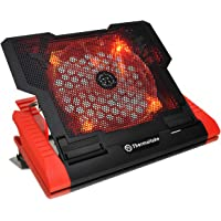 Thermaltake CLN0019 Cooling Pad for Laptop/Notebook, Red LED, 200mm