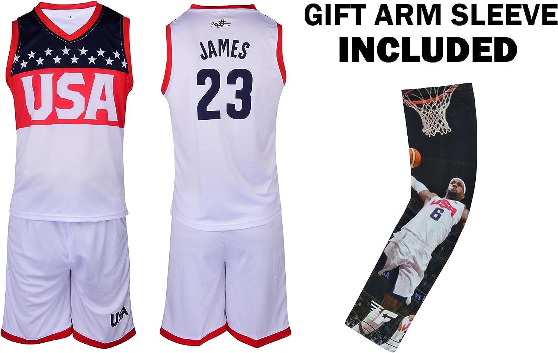 Forever Fanatics James 23 Ultimate Basketball Fan Gift Set Bundle ✓ James 23 Stiched Crew Socks Sizes 6-13 ✓ James 23 Picture Backpack