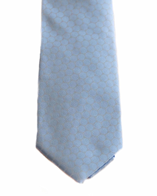 Armani - Corbata - para hombre turquesa azul claro Talla única ...
