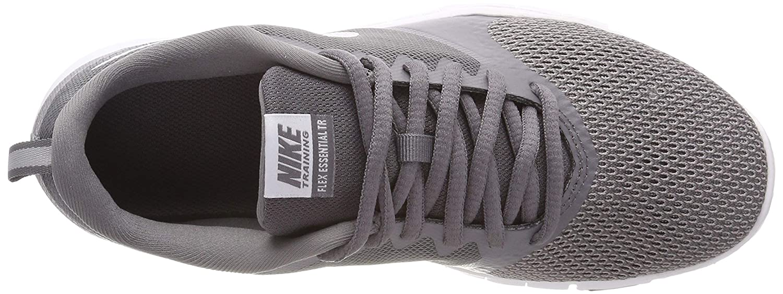 online store 1d5ce 2f867 Nike Wmns Flex Essential TR, Scarpe da Fitness Donna, Multicolore  (Gunsmoke/White/Atmosphere Grey 002), 35.5 EU: Amazon.it: Scarpe e borse