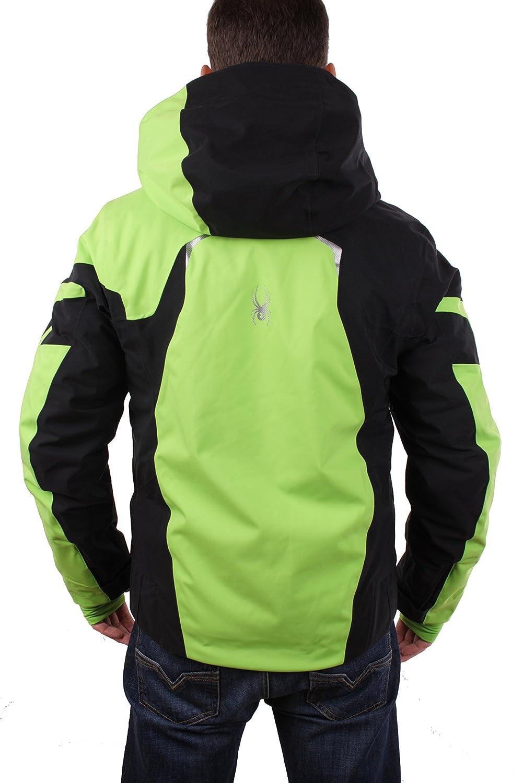 Spyder Herren Skijacke 143054 341 Quest Titan Jacket Mantis