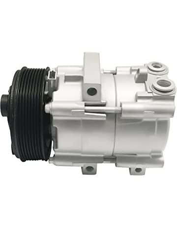 RYC Remanufactured AC Compressor and A/C Clutch EG152