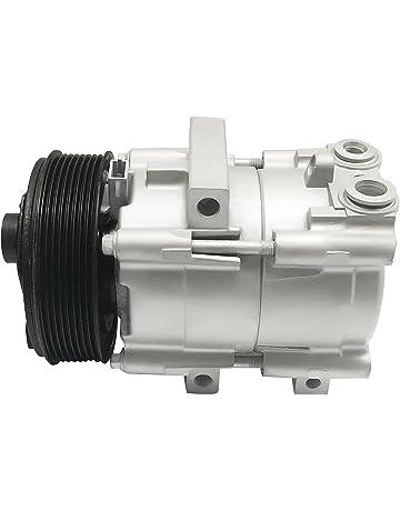 RYC Remanufactured AC Compressor and A/C Clutch EG152