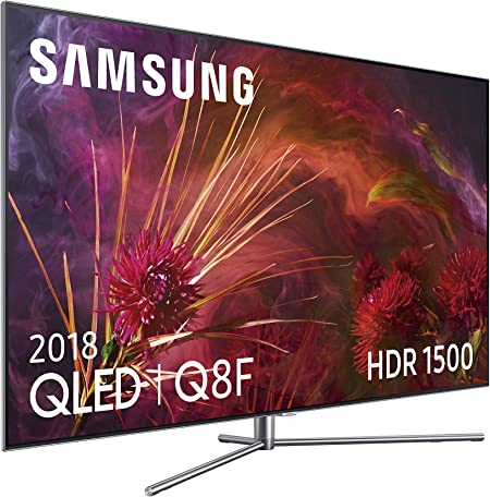 Samsung QLED 2018 55Q8FN - Smart TV Plano de 55