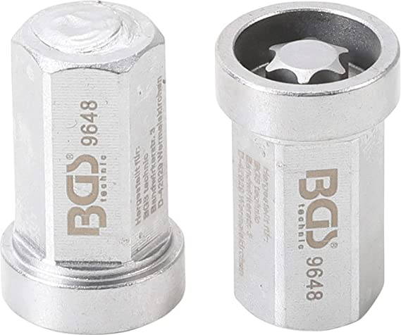 BGS 5184-t55 bits empiècement 12,5 t-profil t55x140 MM 1//2