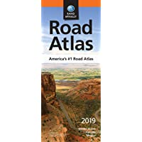 Rand McNally 2019 Compact Road Atlas