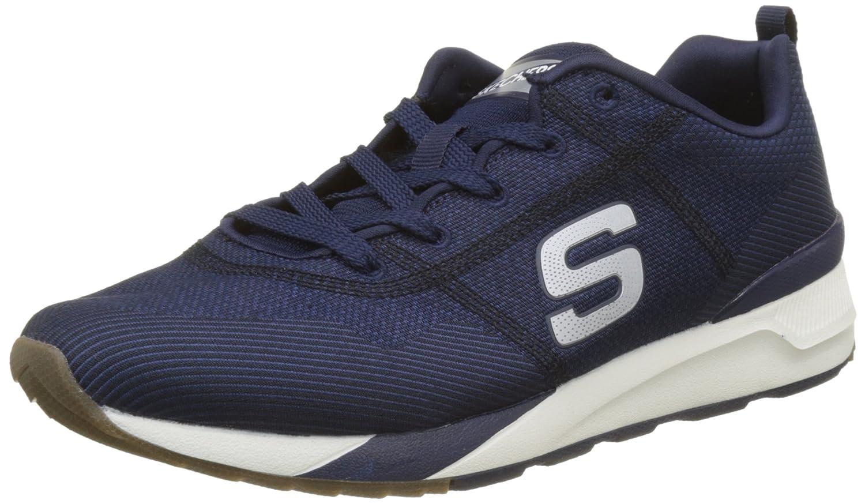 Skechers OG 90-Cozine, Zapatillas de Entrenamiento para Hombre 44 EU|Azul (Navy/Black)