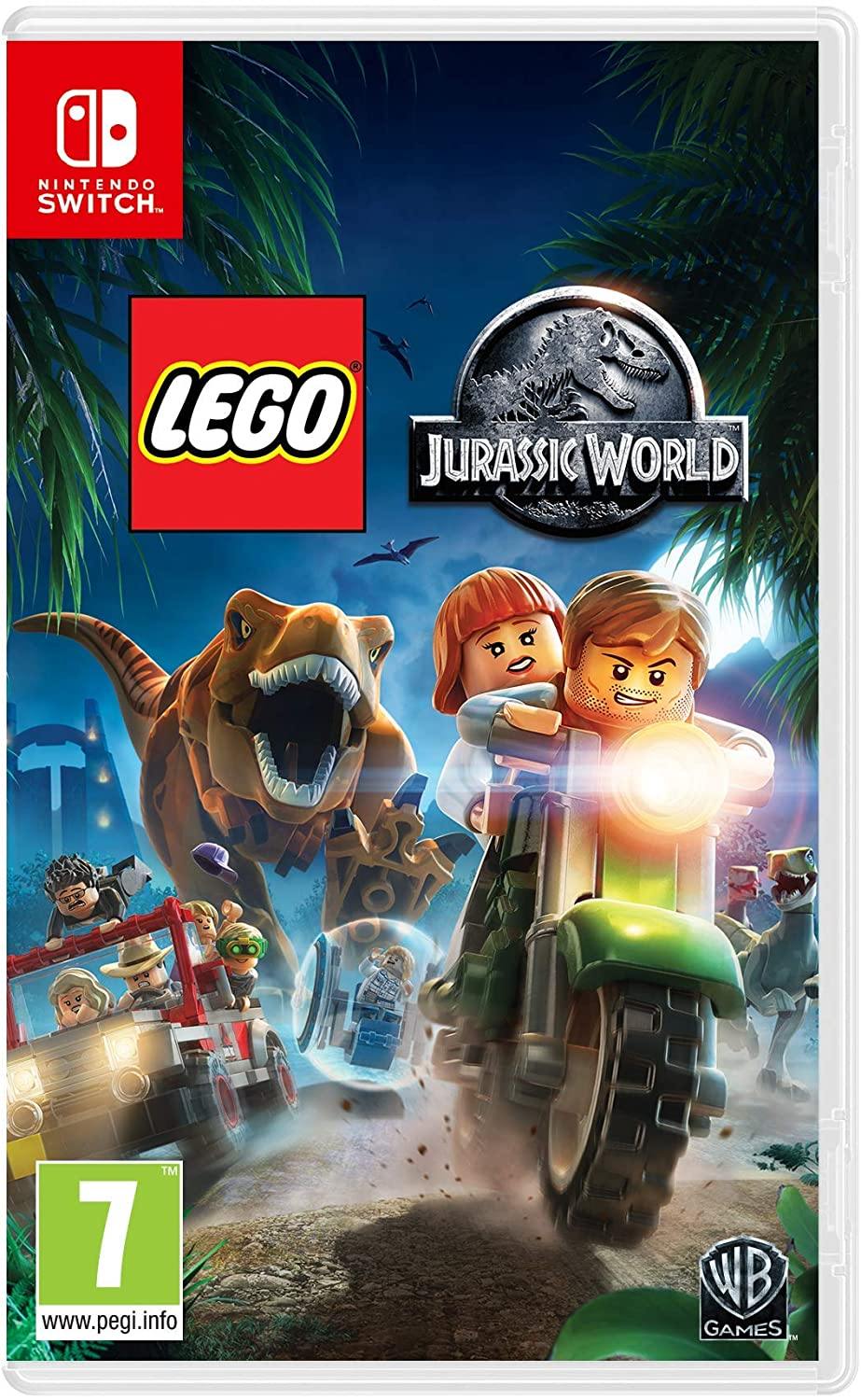 Lego Jurassic World - Nintendo Switch [Importación inglesa ...