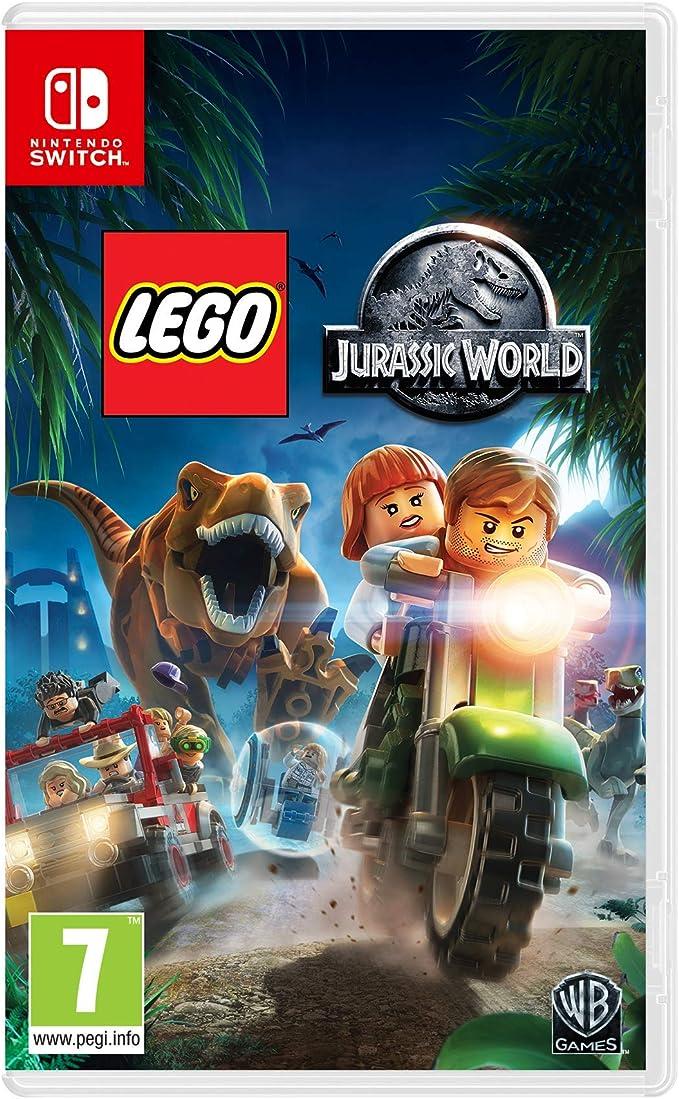 Lego Jurassic World - Nintendo Switch [Importación inglesa]: Amazon.es: Videojuegos